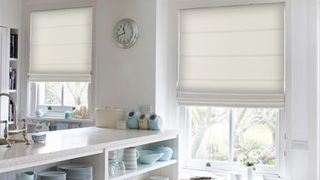 Roman Blind_Preston Ivory_Roomset