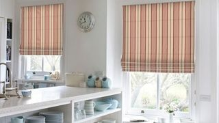 Roman Blind_Prior Park Red_Roomset