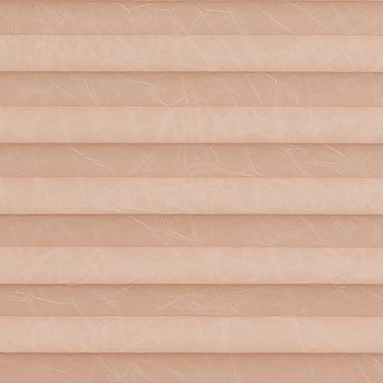 Blush pink textured  swatch for pleated blinds