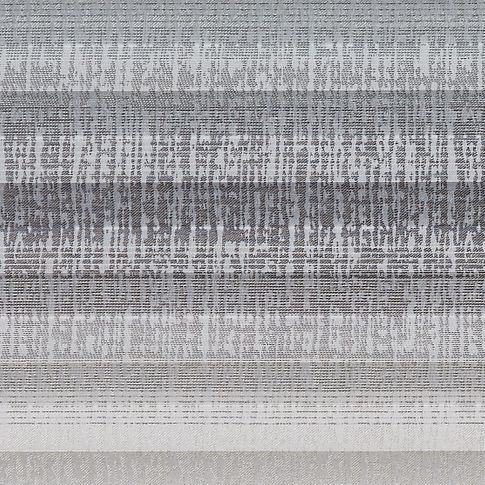 Grey textured  swatch for pleated blinds