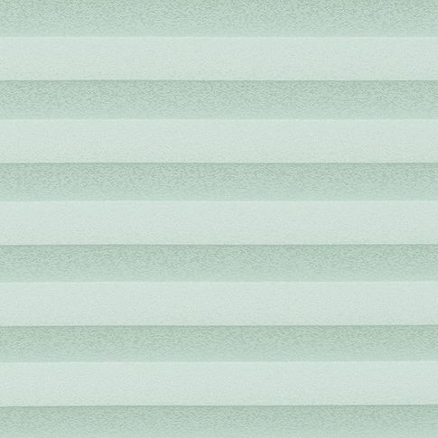 Light mint green  swatch for pleated blinds