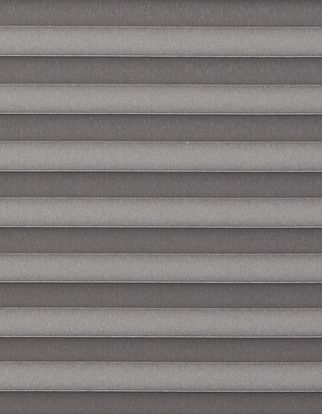 Concrete grey swatch for pleated blinds
