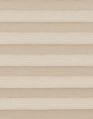 Beige textured  swatch for pleated blinds