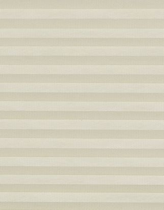 Beige swatch for pleated blinds