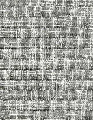 Thermashade dark grey texture swatch for pleated blinds