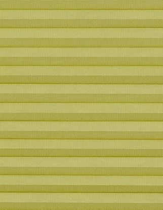 Thermashade green swatch for pleated blinds