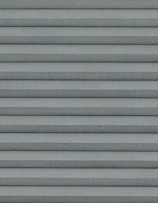 Thermashade grey swatch for pleated blinds