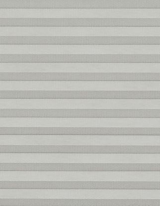Thermashade light grey swatch for pleated blinds