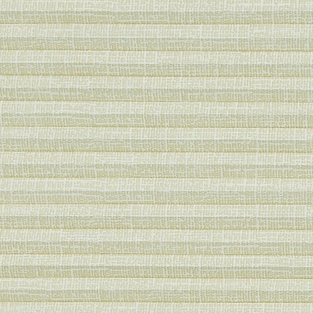 Natural texture swatch for pleated blinds