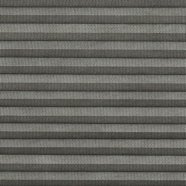 Thermashade slate grey swatch for pleated blinds