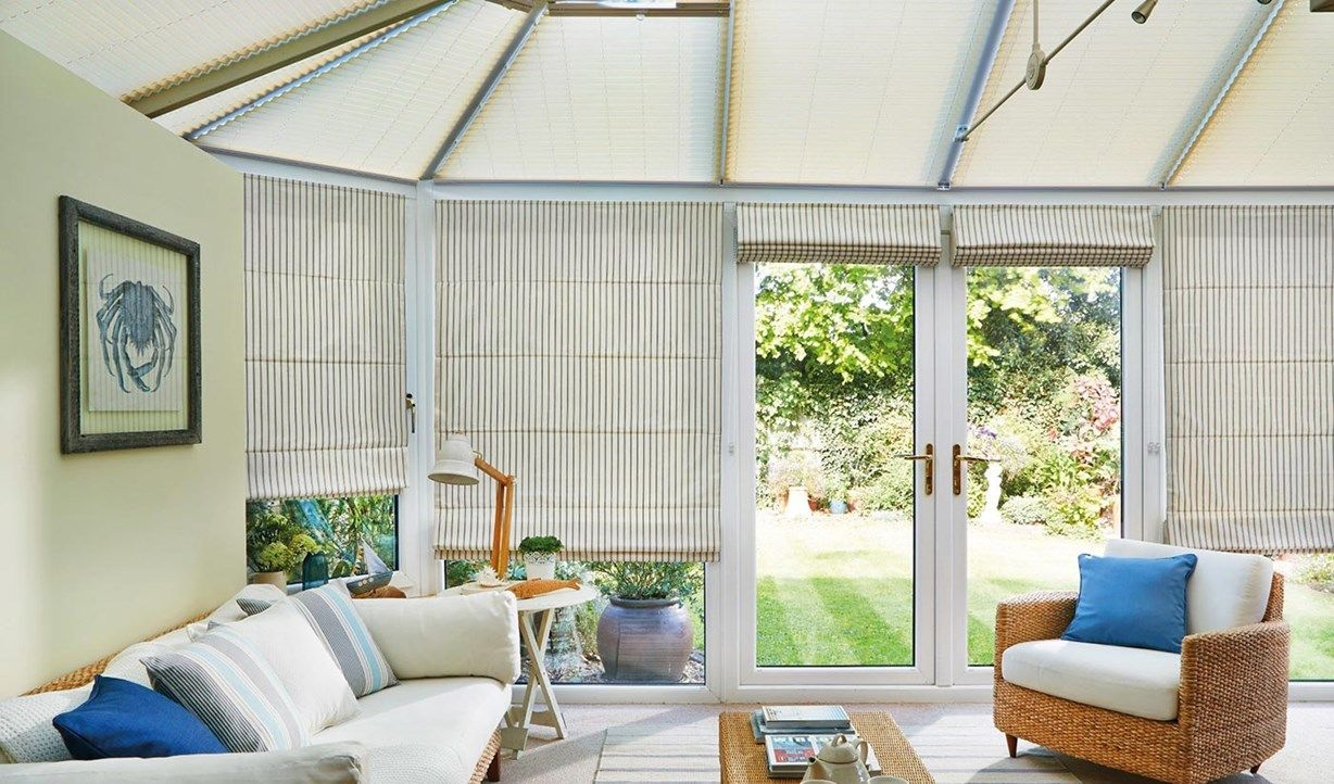 Conservatory Roof Blinds Christmas Sale Now On Hillarys