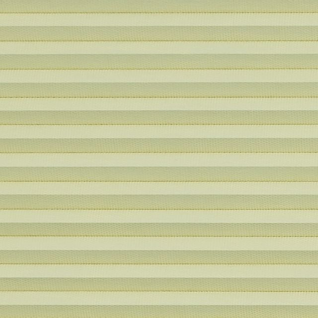 Thermashade blackout cream swatch for pleated blinds