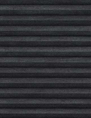 Thermashade blackout slate grey swatch for pleated blinds