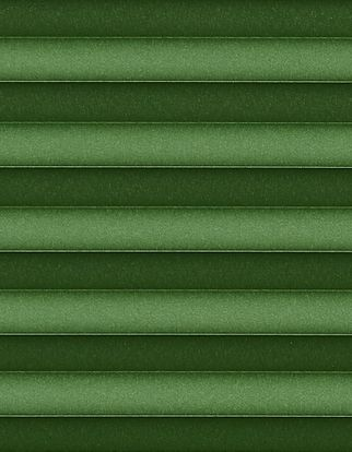 Green swatch for pleated blinds