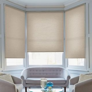 Roller Blind_Grenoble Cream_Roomset
