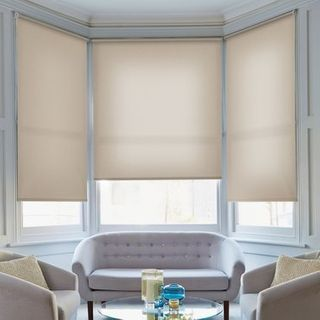 Roller Blind_Acacia Taupe_Roomset