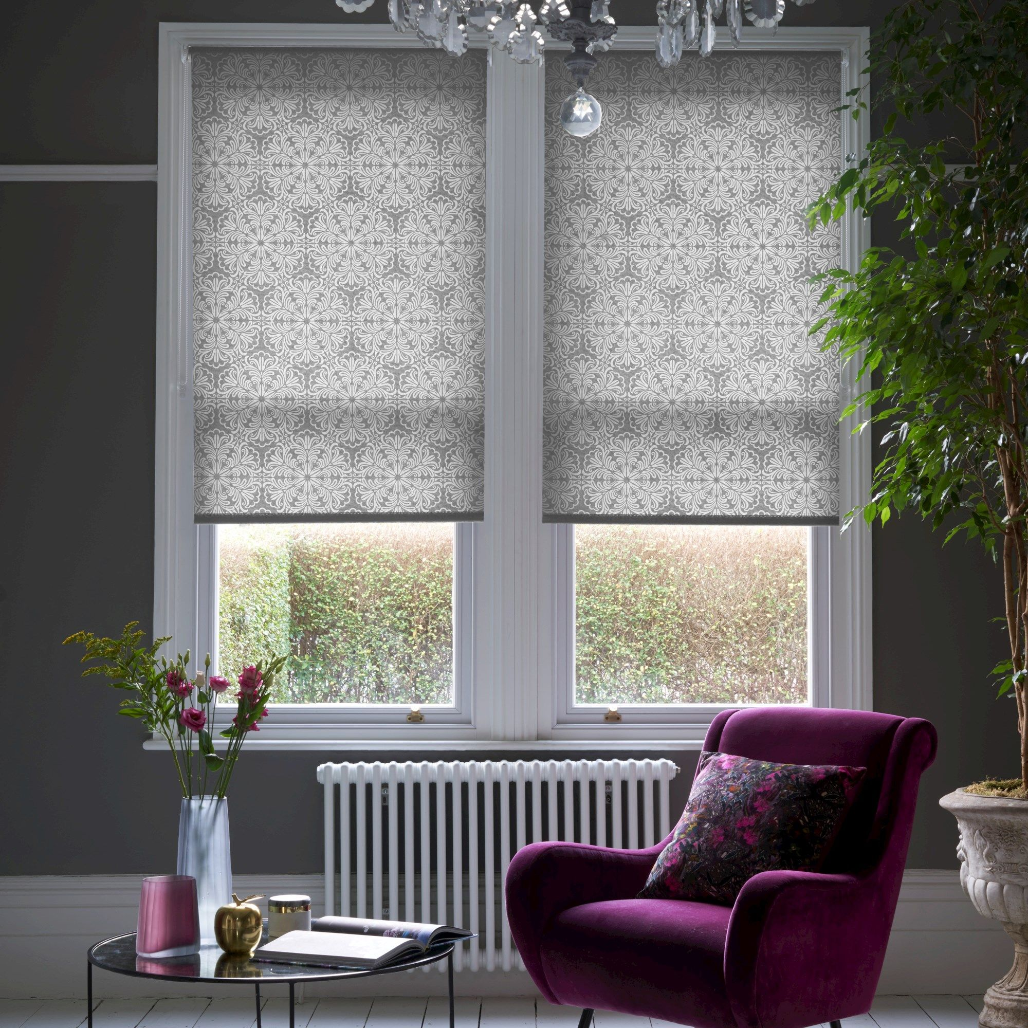 What Are Roller Blinds Hillarys