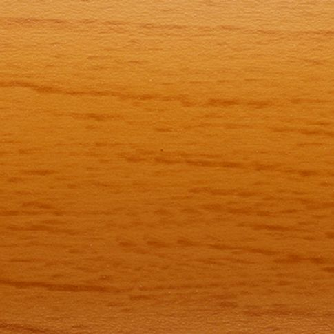 Orange colored wood with grain detail