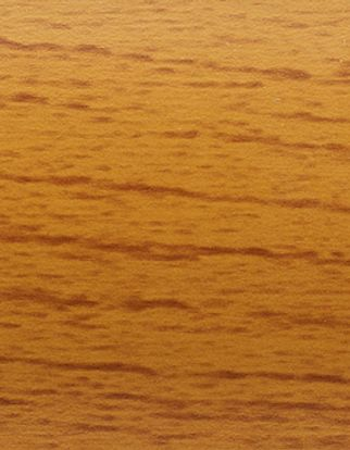 Light brown wood colour swatch with grain detail