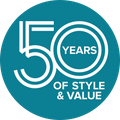 50 years of style and value
