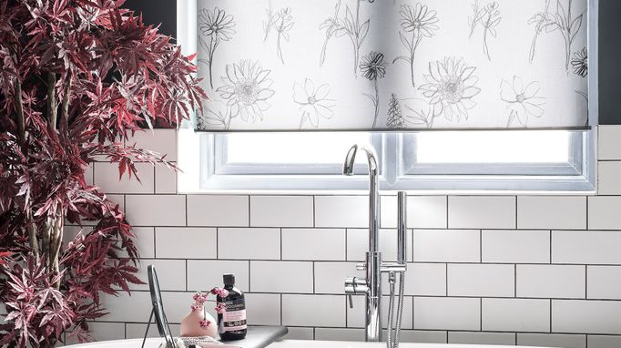 Read Expert Advice on Waterproof Bathroom Blinds and Browse our Range of Moisture-Resistant Blinds and Shutters & Book an In-Home Appointment NOW!