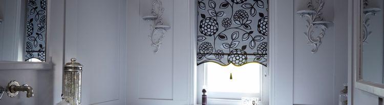 Serena monochrome Roller blind-Bathroom.jpg