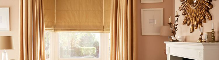 yellow-roman-blind-erika-golden-yellow-living-room