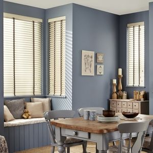 Wooden Blinds_Wood Illusions Matt Ivory_Roomset