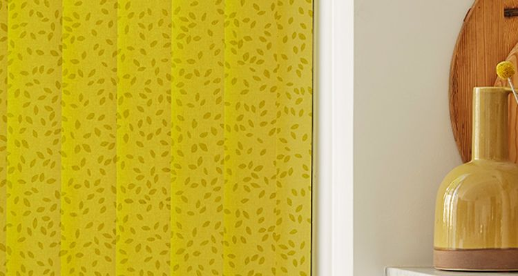 yellow-blackout-vertical-blind-kitchen-izola-chartreuse