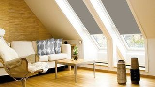 Velux Blind_0705 Grey_Roomset