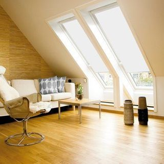 Velux Blind_1025 White_Roomset
