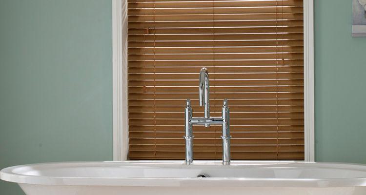 wooden blinds up to 50 off now hillarys. Black Bedroom Furniture Sets. Home Design Ideas