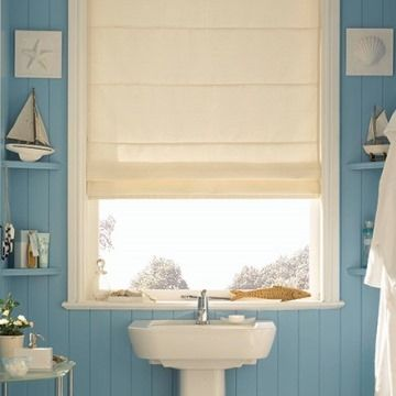 Richmond Pearl_Bathroom_Roman Blind