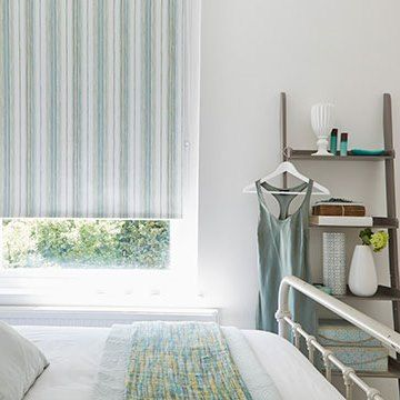 Roller-Melia-Mineral-blind-Bedroom