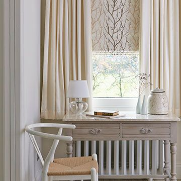 Roman-blind-Curtains-Pyrus-Cream-Chester-Cotton-Bedroom