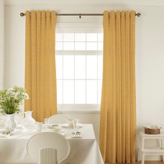 Curtain_Harlow Chartreuse_Roomset