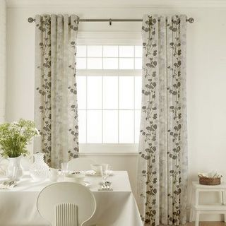 Curtain_Stylish Natural_Roomset