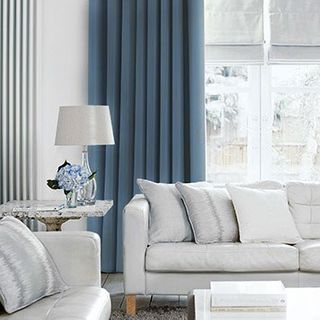 Curtain_Tetbury Denim_Roomset