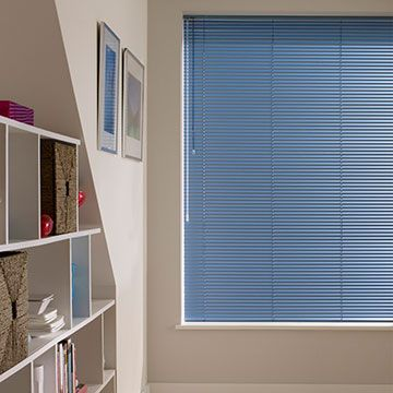Venetian Blind_Midnight Blue_Dining Room