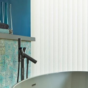 White Vertical Blinds Uk 50 Sale Now On White Vertical