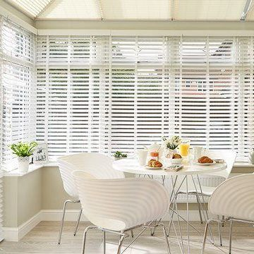 Conservatory Blinds Measured And Fitted From Hillays With