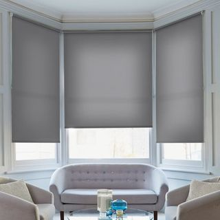 Roller Blind_Acacia Charcoal_Roomset