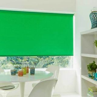Roller Blind_Acacia Emerald_Roomset
