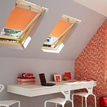 Skylight_Sherbourne Orange_Study Room