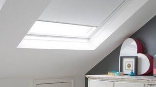 Velux Blind_White Blackout_Bedroom