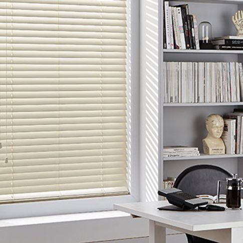Wooden Blind_Haywood Purity_Office