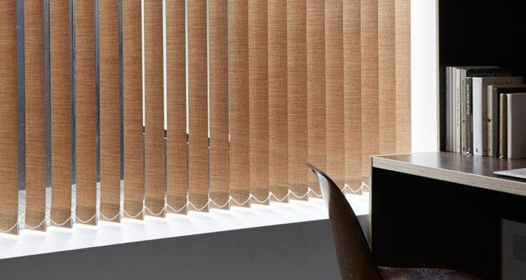 Brown Vertical Blinds Uk 50 Sale Now On Brown Vertical
