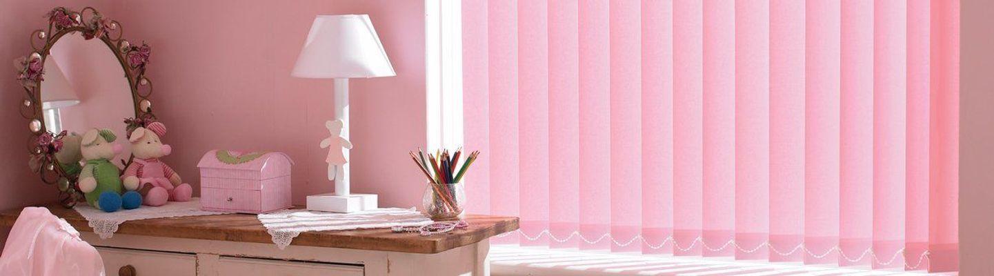 pink vertical blinds 50 sale now on pink vertical. Black Bedroom Furniture Sets. Home Design Ideas