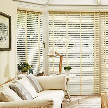 Wooden Blind_Wood Illusions Soft Ivory_Conservatory