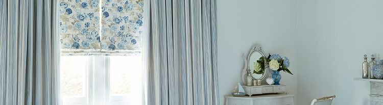 blue roman - bedroom- rosita french blue